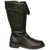 Boot Pirate Black Men Medium